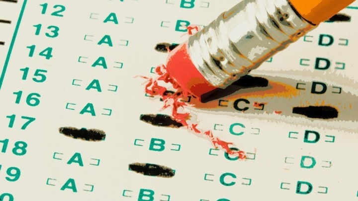 What is the difference between SAT test-optional and test blind?