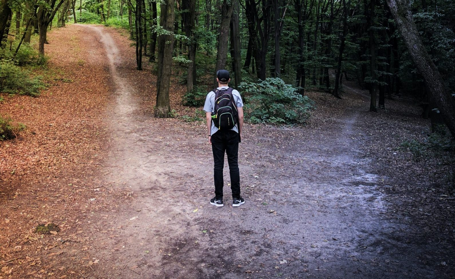 Student at Crossroads